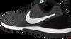 Zwarte NIKE Sneakers MD RUNNER 2 ENG MESH MEN  - small