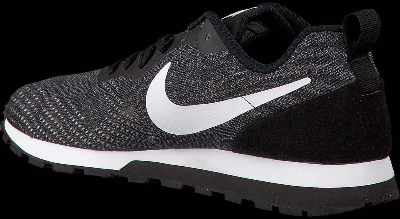 Nike Nike Sneakers Zwarte Md Runner 2 Eng Hommes Maille 7J1m2rvD