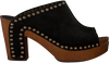 Zwarte REPLAY Slippers XIANA - small