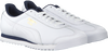 Witte PUMA Sneakers PUMA ROMA CLASSIC LEATHER - small