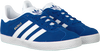 Blauwe ADIDAS Sneakers GAZELLE C  - small