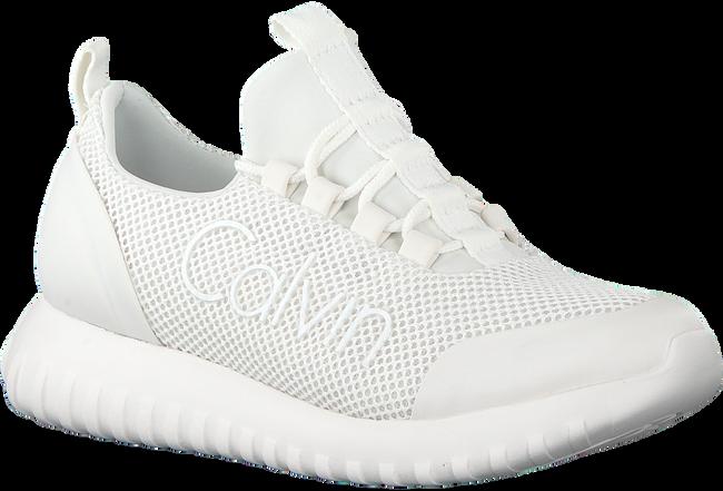 Witte CALVIN KLEIN Sneakers REIKA  - large