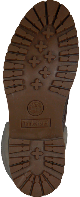 Taupe TIMBERLAND Veterboots COURMAYEUR VALLEY SHEAR - large