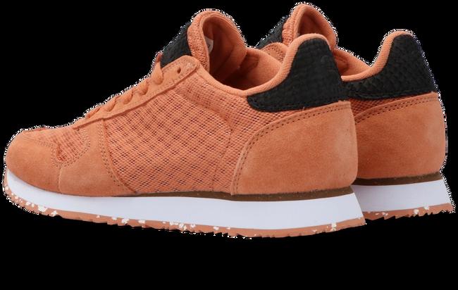 Oranje WODEN Lage sneakers YDUN SUEDE MESH II - large