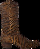 Bruine SENDRA Cowboylaarzen 10490  - medium