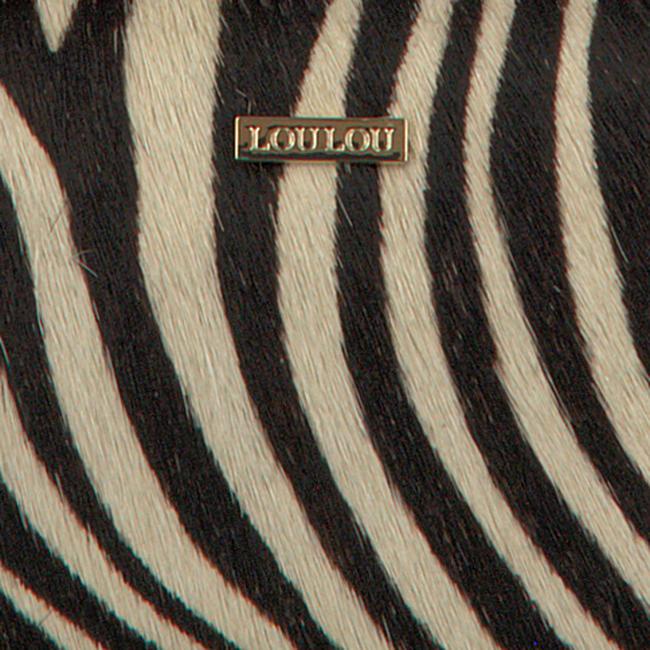 Zwarte LOULOU ESSENTIELS Schoudertas 21POUCH - large