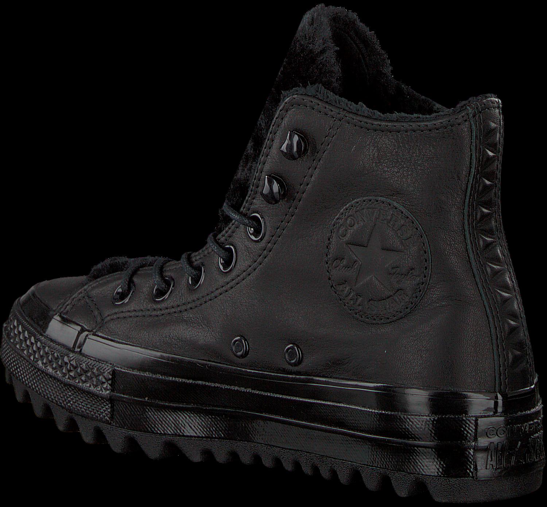 97681797394 Zwarte CONVERSE Sneakers CHUCK TAYLOR ALL STAR LIFT RIP. CONVERSE. -50%.  Previous