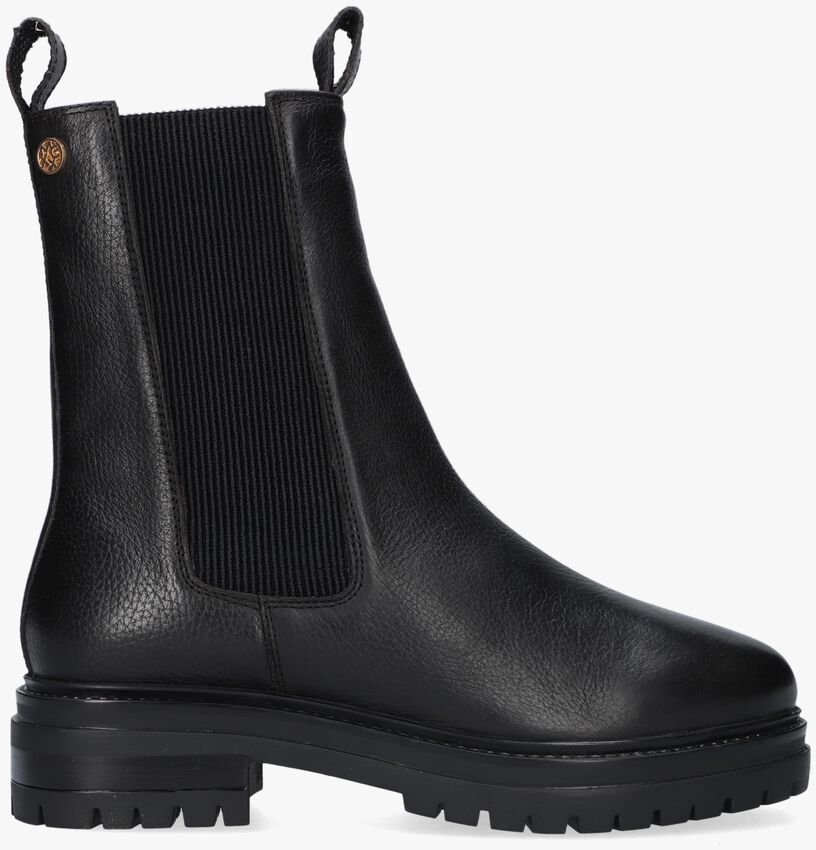 Zwarte MEXX Chelsea boots HASSINA  - larger