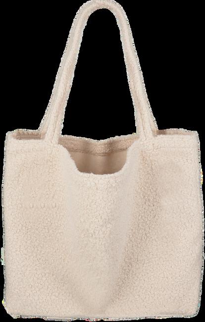 Witte STUDIO NOOS Shopper BOUCLE MOM-BAG  - large