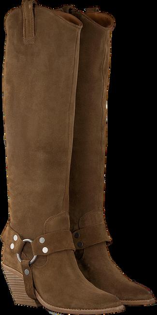 Camel BRONX Hoge laarzen LOW-KOLE 14188 - large