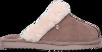 Taupe WARMBAT Pantoffels LISMORE  - medium