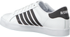Witte K-SWISS Sneakers BELMONT SO - small