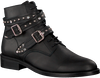 Zwarte TORAL Enkellaarsjes 10950 - small