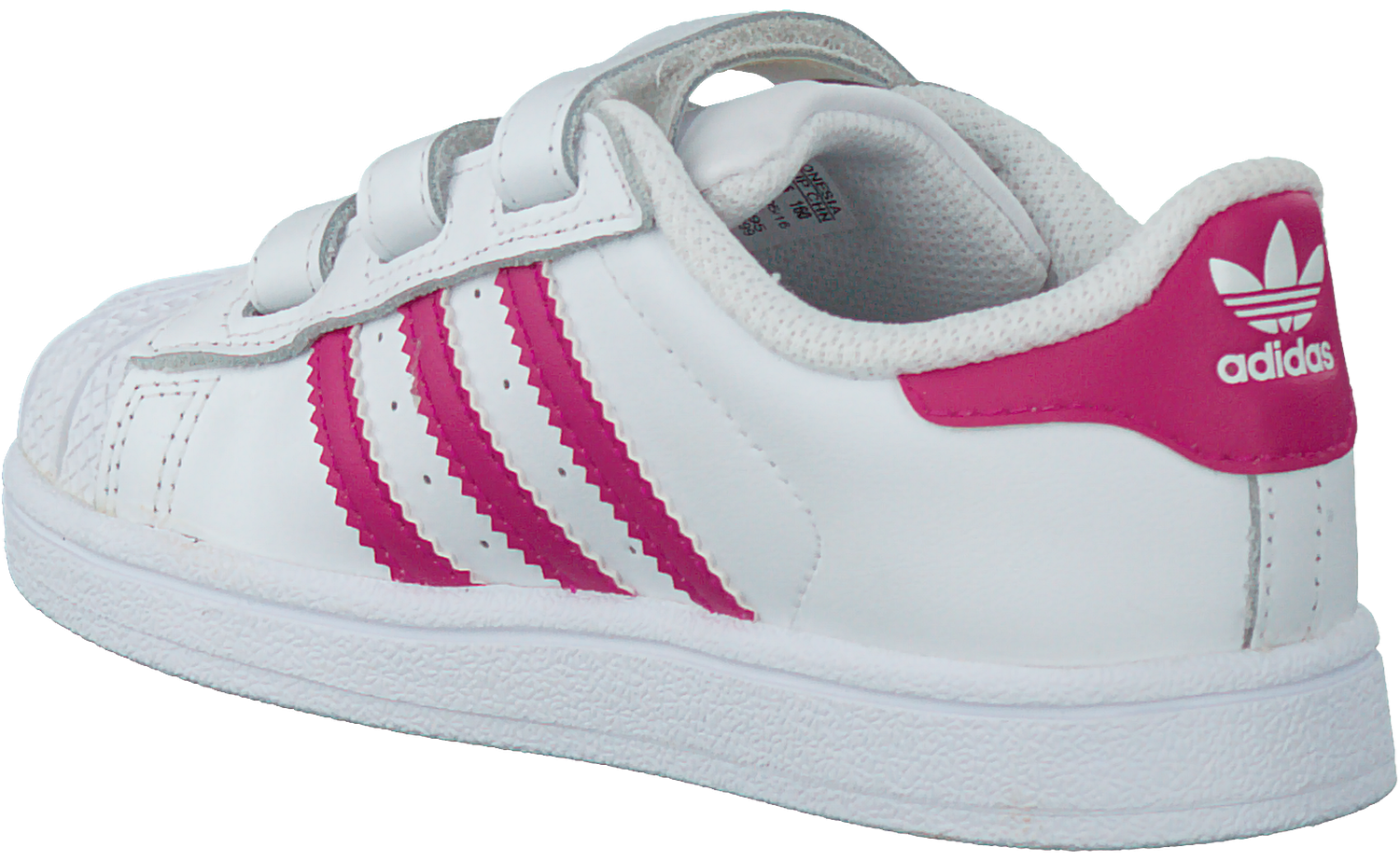 599065f4cec Witte ADIDAS Sneakers SUPERSTAR CF. ADIDAS. -30%. Previous