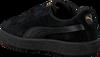 Zwarte PUMA Sneakers SUEDE HEART SNK PS  - small