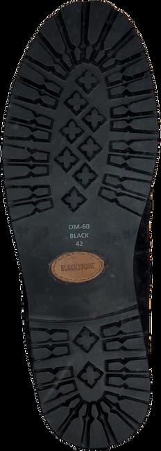 Zwarte BLACKSTONE Veterboots OM60 - large