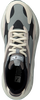 Grijze PUMA Lage sneakers RS-X3 PUZZLE HEREN  - small