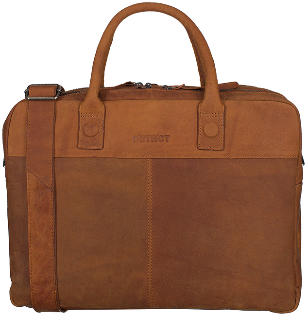 Cognac DSTRCT Overig BUSINESS LAPTOP 15,6 INCH - large
