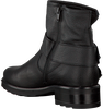 Zwarte OMODA Biker boots P15071  - small