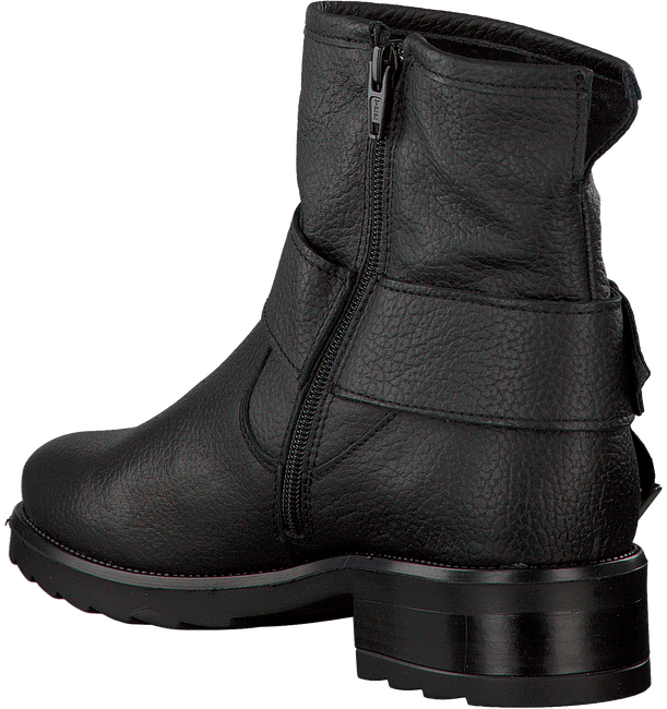 Zwarte OMODA Biker boots P15071  - large