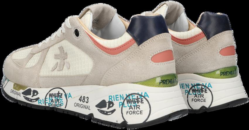 Beige PREMIATA Lage sneakers MASE  - larger