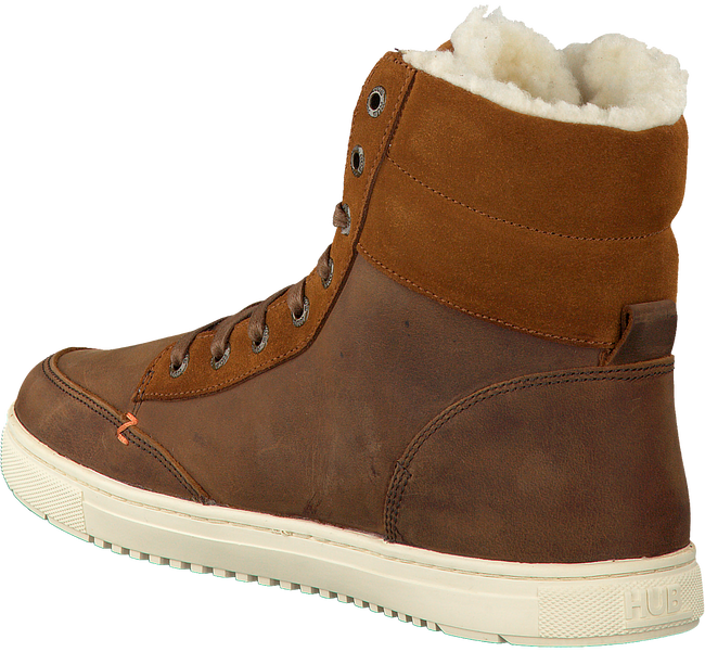 Bruine HUB Sneakers MILLENNIUM  - large