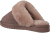 Taupe WARMBAT Pantoffels FLURRY  - small