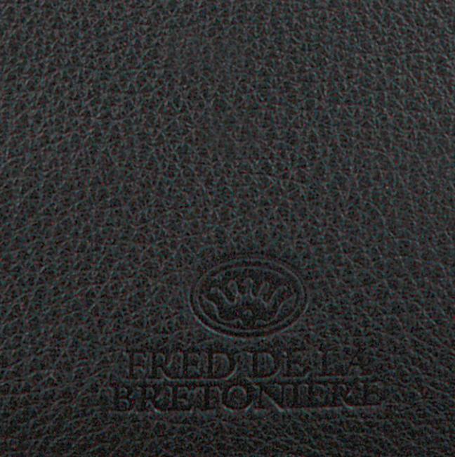 Zwarte FRED DE LA BRETONIERE Schoudertas 261010157  - large