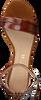 Cognac UNISA Sandalen GINA  - small