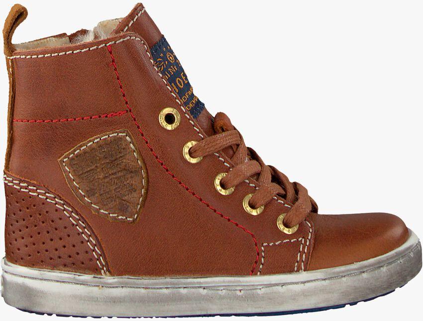 Cognac SHOESME Sneakers UR6W042 - larger