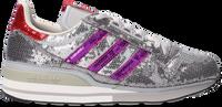 Grijze ADIDAS Lage sneakers ZX 500 W  - medium