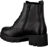 Zwarte GABOR Veterboots 93.711.27 NEW JERSEY - small