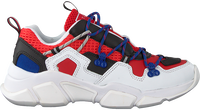 Rode TOMMY HILFIGER Lage sneakers CITY VOYAGER CHUNKY  - medium