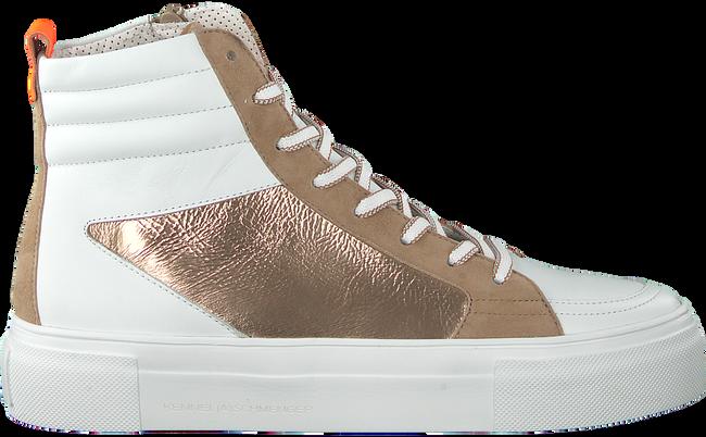 Witte KENNEL & SCHMENGER Hoge sneaker 22510  - large