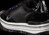 Zwarte OMODA Sneakers LEANSTUD SNEAKER - small