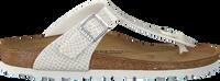 Witte BIRKENSTOCK PAPILLIO Slippers GIZEH KIDS  - medium