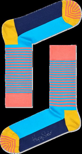 Multi HAPPY SOCKS Sokken HALF STRIPE - large