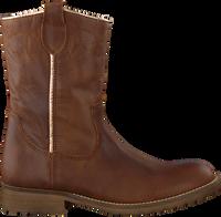 Bruine HIP Lange laarzen H1169  - medium
