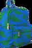 Blauwe SHOESME Rugtas BAG9A022  - small