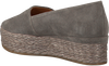 Grijze VIA VAI Espadrilles 5012015  - small