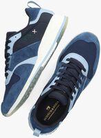 Blauwe SCOTCH & SODA Lage sneakers VIVEX  - medium