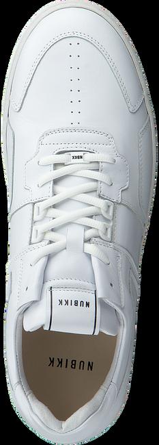 Witte NUBIKK Lage sneakers YUCCA CANE MEN - large