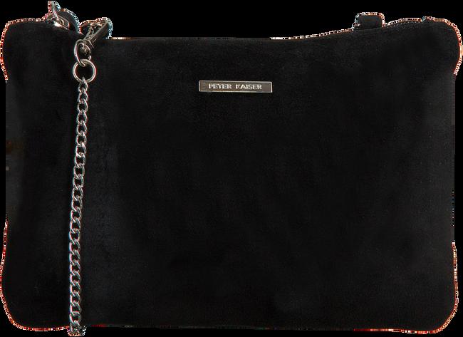 Zwarte PETER KAISER Clutch WAIDA  - large
