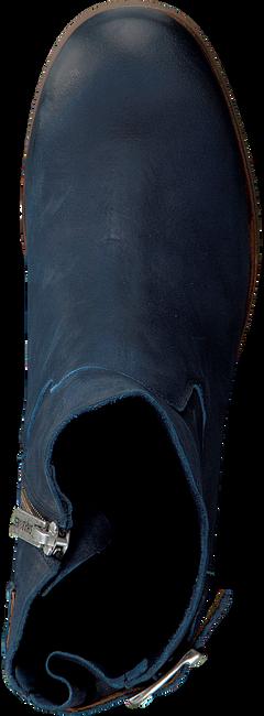 Blauwe SHABBIES Enkellaarsjes 182020056  - large