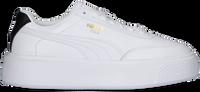 Witte PUMA Lage sneakers OSLO MAJA METAL WN'S  - medium