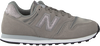 Grijze NEW BALANCE Sneakers WL373 DAMES  - small