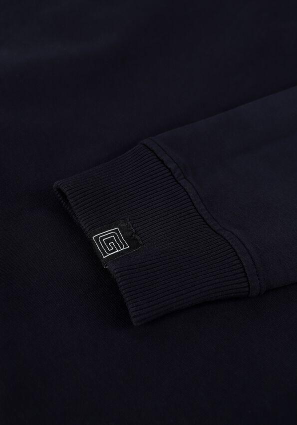 Donkerblauwe GENTI Sweater J4006-3224 - larger