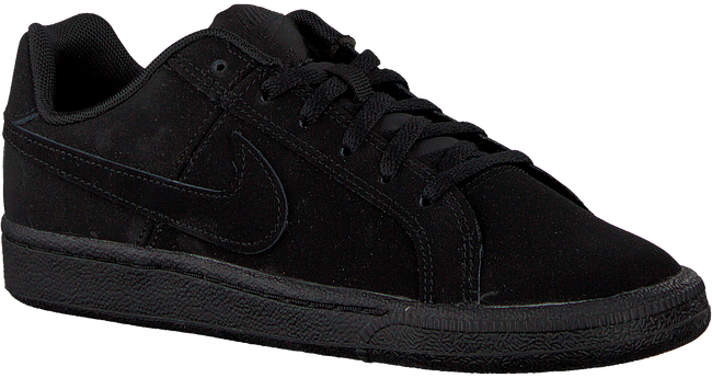Zwarte NIKE Sneakers COURT ROYALE (GS)  - large