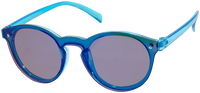Blauwe LE BIG Zonnebril SALVIA SUNGLASSES  - medium