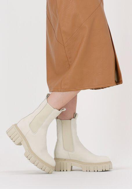 Beige NOTRE-V Chelsea boots 03-432  - large